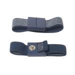 Bernstein ESD-Kontaktarmband 9-342-1, 3-4 mm DK, blau