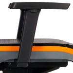 bimos ESD Multifunktions-Armlehne 9589E für ESD-Drehstuhl Neon