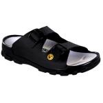 Birkenstock Damen-/Herren-Sandale Toulon ESD, normale Form, schwarz