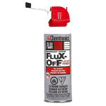 Chemtronics Flux-Off® Bleifrei Flussmittelentferner ES897BE mit Bürste, 200 ml