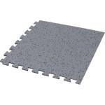 ESD-Bodenpuzzle Rampeneckelement Ecostat-DF Puzzle 6.0, 310 x 310 mm