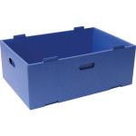 ESD Safeshield Stapelbox, 600 x 400 x 220 mm