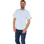 ESD T-Shirt, weiß