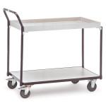 fetra ESD Tischwagen 1860 mit 1 Boden + 1 Kasten, 850 x 500 mm, 300 kg