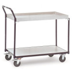 fetra ESD Tischwagen 1861 mit 1 Boden + 1 Kasten, 1000 x 600 mm, 300 kg
