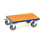 fetra Eurokasten-Roller 13582, 610 x 410 mm, 250 kg