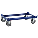 fetra Paletten-Fahrgestell 22799, 810 x 610 mm, 750 kg