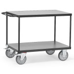 fetra Tischwagen 2401/7016, Grey Edition, 1000 x 600 mm, 600 kg