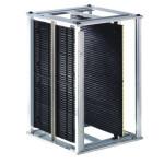 ESD Leiterplattenmagazin 602.1 (PS), teilmontiert, 400 x 320 x 563 mm