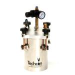 Techcon Druckbehälter TS1254, 1,8 l