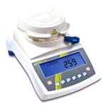 Kern Feuchtebestimmer MLS 150-2A, Ablesbarkeit 0,01g/max. 150g