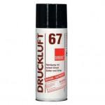 Kontakt-Chemie Druckluft 67 Druckluftspray, 400 ml