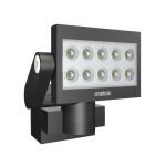 Steinel LED-Strahler XLed-SL 10, schwarz, ca. 25 W