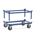 fetra Aufsetzrahmen 22899 für Paletten-Fahrgestelle, 810 x 610 mm, 140/420 mm
