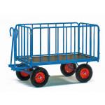 fetra Handpritschenwagen 1483, Typ 6424 L, 1200 x 800 mm, 700 kg