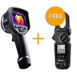 FLIR E8 Wärmebildkamera + gratis CM46 Stromzange