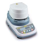 Kern Feuchtebestimmer DLB 160-3A, Ablesbarkeit 0,001g / max. 160g