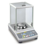 Kern Analysenwaage ABJ 220-4NM, Ablesbarkeit 0,1mg/max. 220g