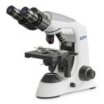 Kern Durchlichtmikroskop OBE 132, Binokular, 4x/10x/40x/100x