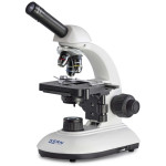 Kern Durchlichtmikroskop OBE 101, Monokular, 4x/10x/40x