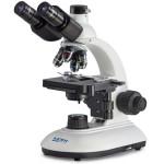 Kern Durchlichtmikroskop OBE 114, Trinokular, 4x/10x/40x/100x