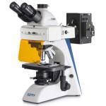 Kern Durchlichtmikroskop OBN 141, Trinokular, 4x/10x/20x/40x/100x