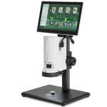 Kern Videomikroskop OIV 255, Bild- und Videoaufnahme, 0,7x-5x