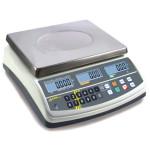 Kern Preisrechnende Ladenwaage RPB 15K2DM, Ablesbarkeit 2g/max. 6kg und 5g/max. 15kg