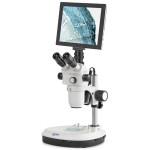 Kern Stereo-Zoom-Mikroskop OZP 558T241, mit Tablet-Kamera, WLAN, USB 2.0, HDMI, 0,6x-5,5x