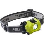 Peli LED Kopflampe 2755 Z0 LED HeadsUp Lite, gelb