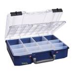 Raaco Sortimentskasten Carry-Lite 80 4x8-12 DLU, blau