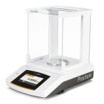 Sartorius Analysenwaage Practum® 64-1S, Ablesbarkeit 0,1mg / max. 60g