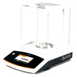 Sartorius Analysenwaage Quintix® 125D-1S, Ablesbarkeit 0,01mg/max. 60g und 0,1mg/max. 120g