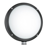 Steinel LED-Sensor-Leuchte L 330 LED, PMMA, anthrazit, 9 W