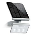 Steinel LED-Sensor-Leuchte XSolar L-S, silber, 0,5 W