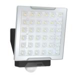Steinel Sensor-LED-Strahler XLED PRO Square XL, schwarz, 48 W