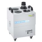 Weller Flächenabsaugung Zero-Smog 4V Kit mit Absaughaube WEHT, 230 V
