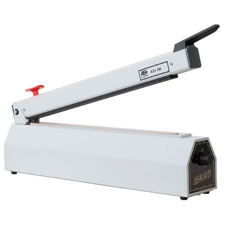 Audion Folienschweißgerät Sealkid 421 SK mit Messer, 420 mm, 550 W