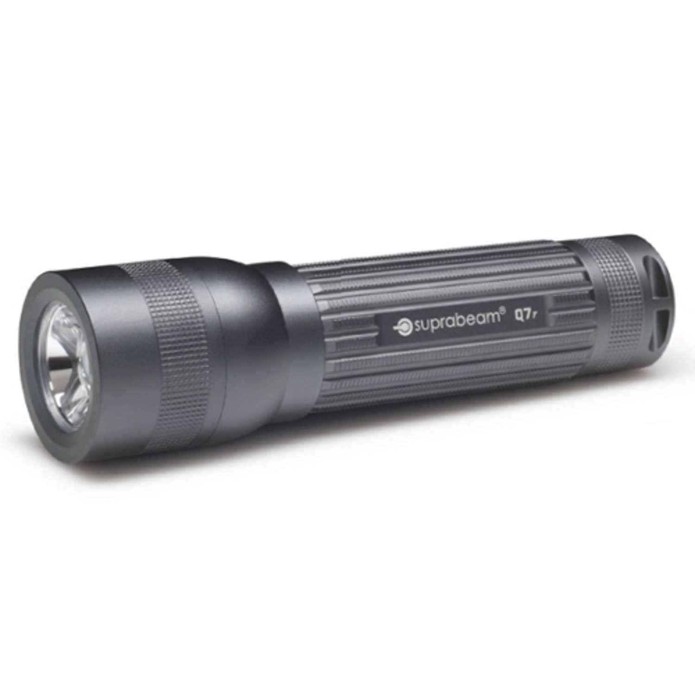 suprabeam led akku taschenlampe q7r g nstig kaufen pk elektronik. Black Bedroom Furniture Sets. Home Design Ideas